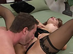 Flaming grown up with huge tits, severe pussy porn