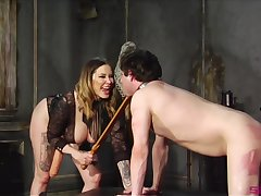 Maitresse Madeline Marlowe is a Domme you don't want to fuck with